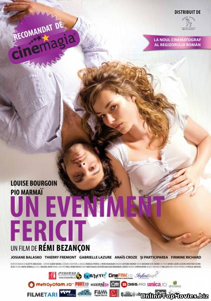 Un Heureux Evenement – Un eveniment fericit (2011)