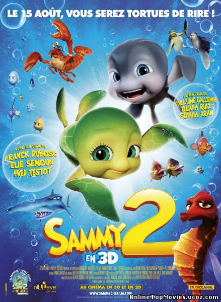 Sammy's Adventures 2 (2012)