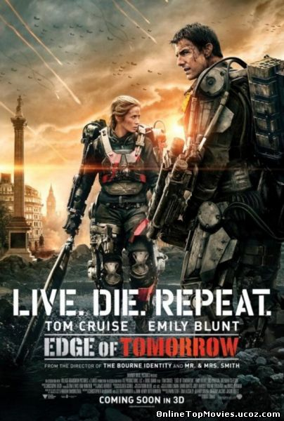 Edge of Tomorrow – Prizonier in timp (2014)