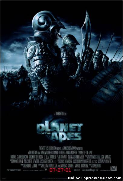 Planet of the Apes – Planeta maimuţelor 2001