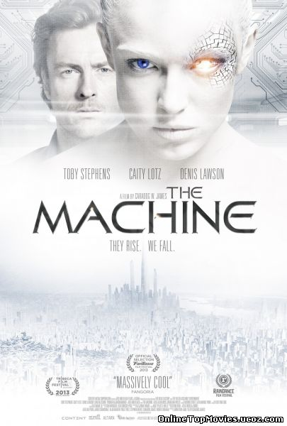 Masinaria - The Machine (2013)