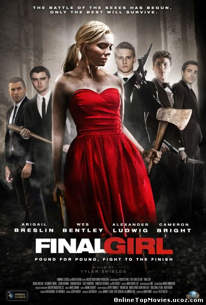 Final Girl - Ultima Prada (2015)
