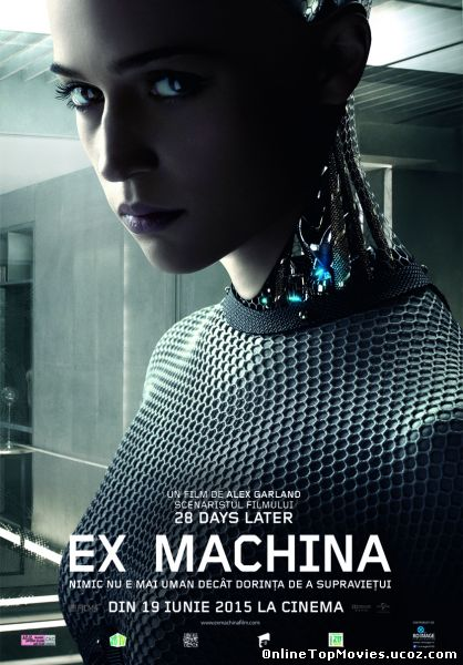 Inteligenta Artificiala - Ex Machina (2015)