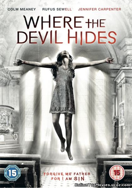 THE DEVIL'S HAND – WHERE THE DEVIL HIDES (2014)