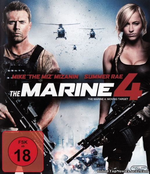 The Marine 4 Moving Target (2015)