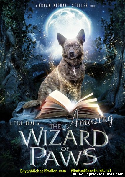The Amazing Wizard of Paws - Micul Magician (2015)